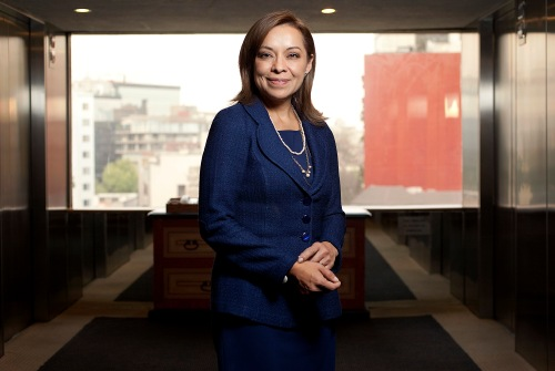 PAN's Presidential Contender Josefina Vazquez Mota