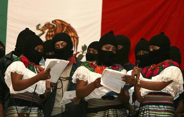 Mexico Zapatistas